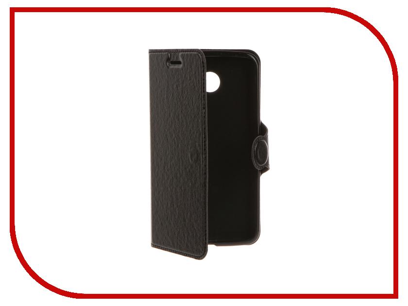 Аксессуар Чехол LG K5 Red Line Book Type Black<br>