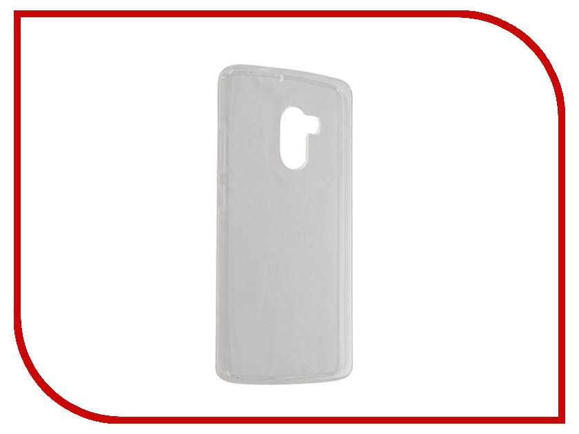 Аксессуар Чехол Lenovo A7010 iBox Crystal Transparent<br>