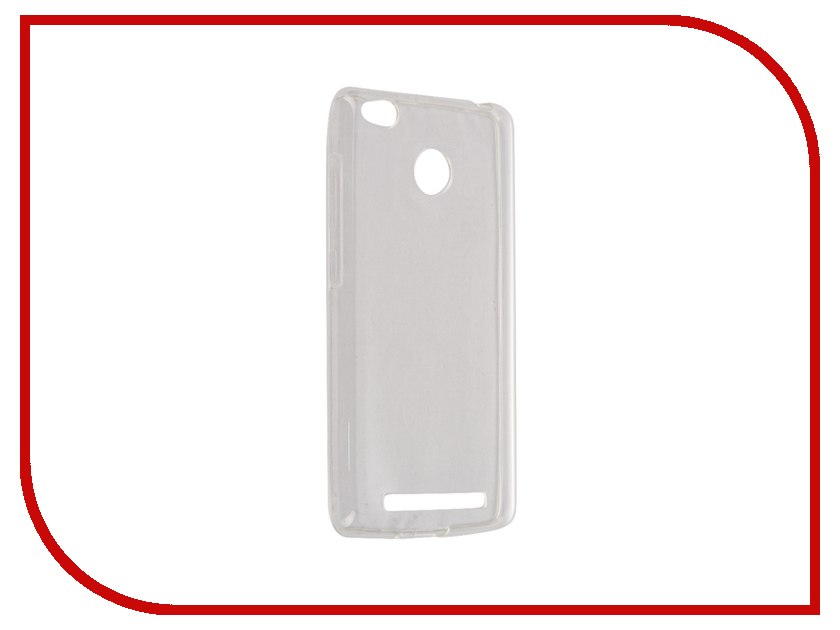 Аксессуар Чехол Xiaomi Redmi 3/3s/3 Pro iBox Crystal Transparent 3