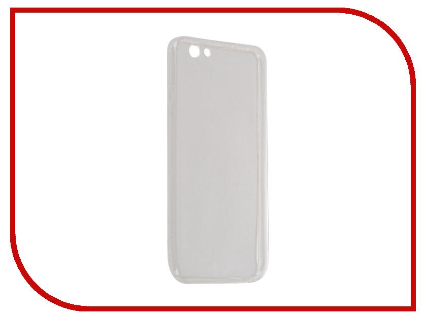Аксессуар Чехол BQ BQS-5505 Amsterdam iBox Crystal Transparent