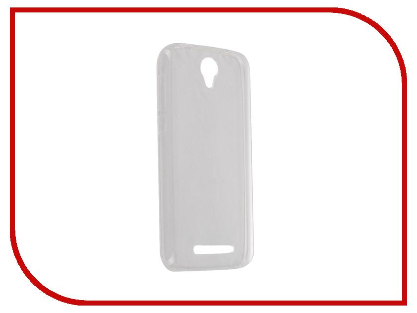 Аксессуар Чехол BQ BQS-5030 Fresh iBox Crystal Transparent