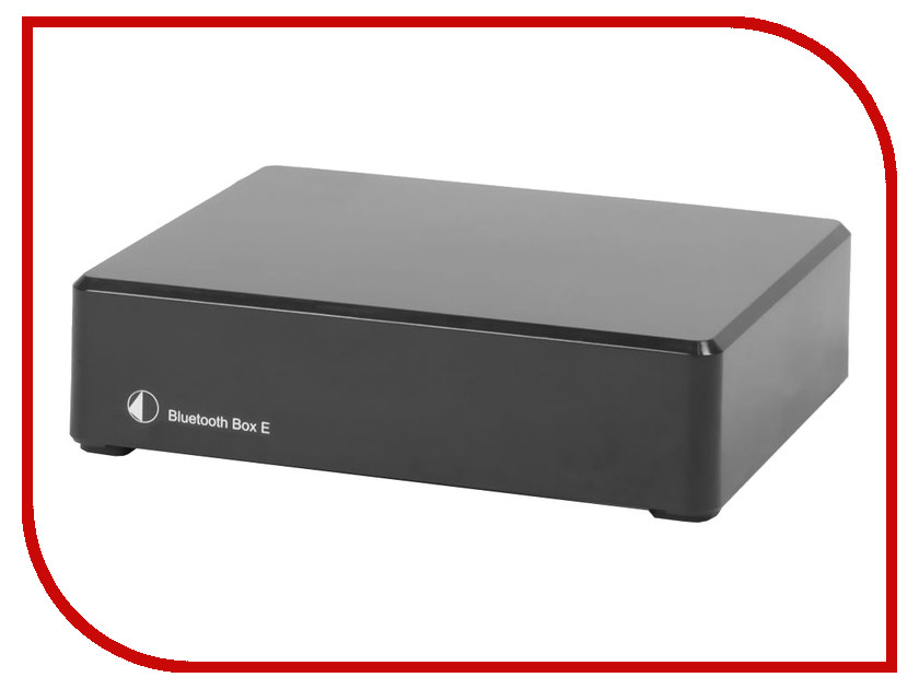 Усилитель Pro-Ject Bluetooth Box E Black