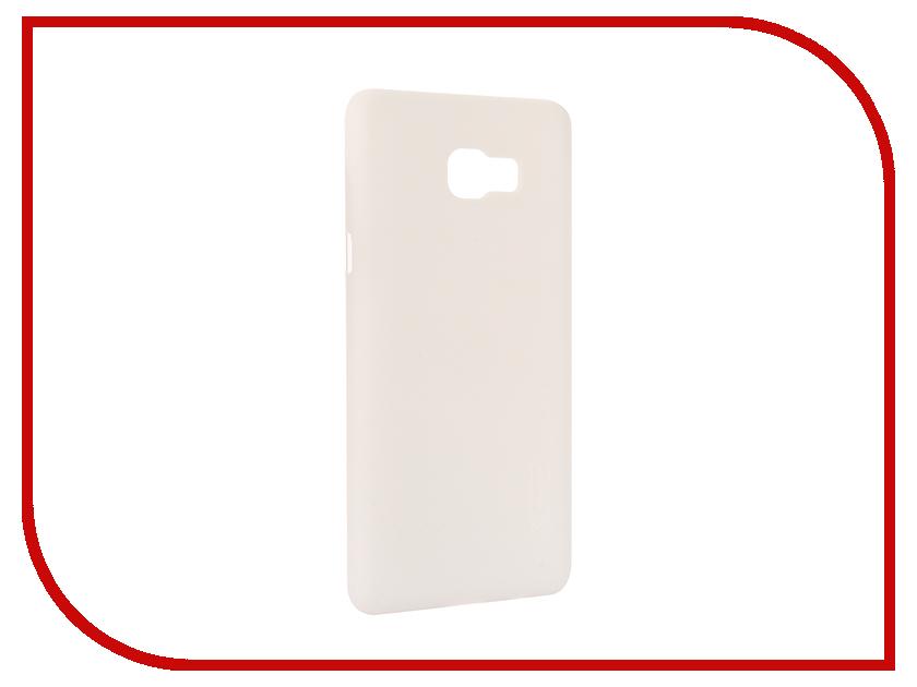 Аксессуар Чехол Samsung Galaxy C7 Nillkin Frosted Shield White 12385