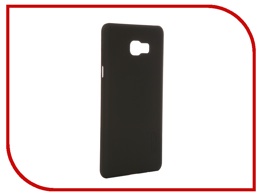 Аксессуар Чехол Samsung Galaxy C7 Nillkin Frosted Shield Black 12388<br>