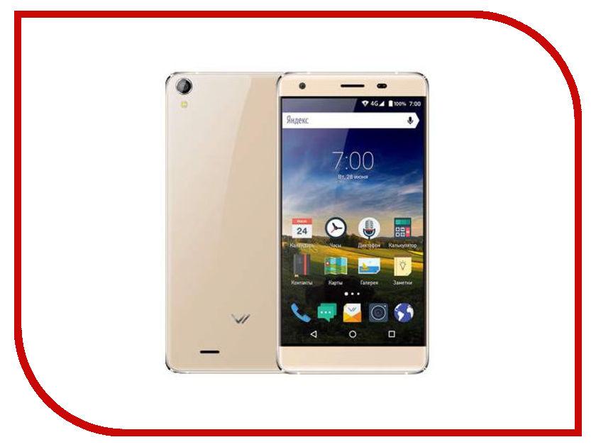 Сотовый телефон Vertex Impress XL Gold<br>