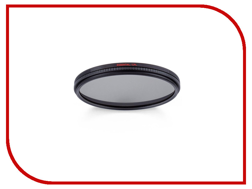 Светофильтр Manfrotto Essential 58mm MFESSCPL-58<br>