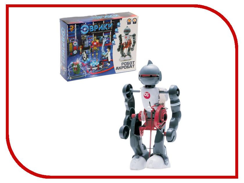 Конструктор Забияка Робот акробат 318040 конструктор конструктор забияка в мире электроники 1537670