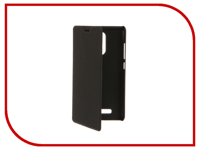 Аксессуар Чехол Xiaomi Redmi Note 3 BROSCO Black XM-RN3-BOOK-BLACK аксессуар чехол htc u ultra brosco black htc uu book black