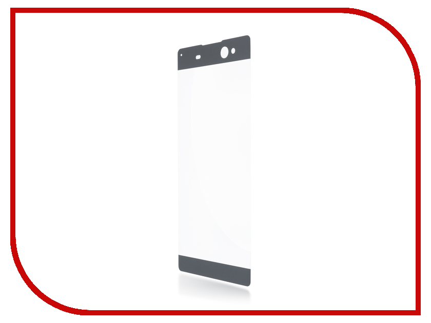 Аксессуар Защитное стекло Sony Xperia XA Ultra BROSCO 0.3mm Grey XAU-3D-GLASS-GREY brosco grey monopod 01 grey