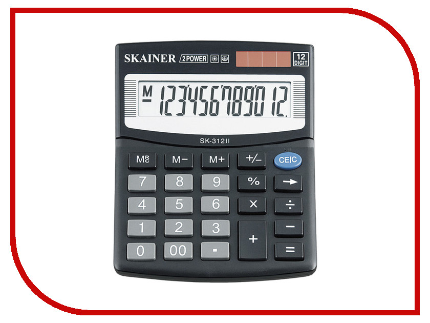 Калькулятор Skainer SK-312II