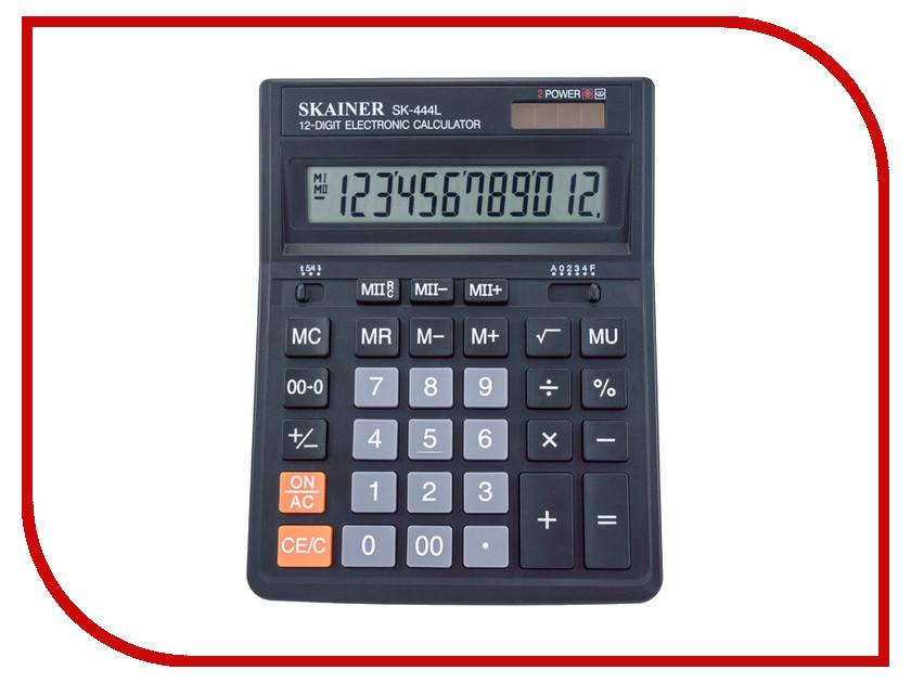 Калькулятор Skainer SK-444L калькулятор skainer sk 900l