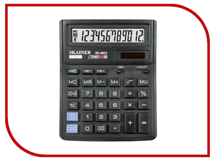 Калькулятор Skainer SK-482II