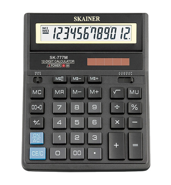 Калькулятор Skainer SK-777M цена 2017
