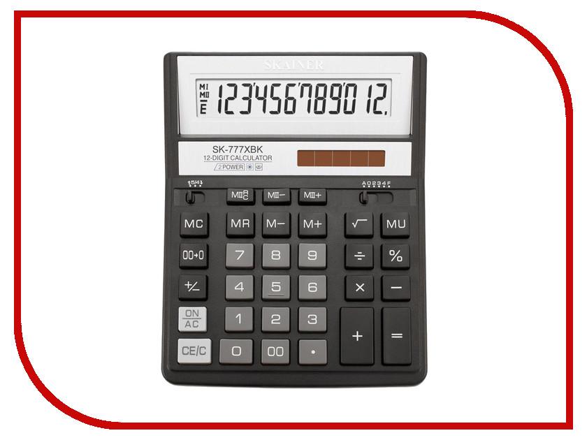 Калькулятор Skainer SK-777XBK<br>