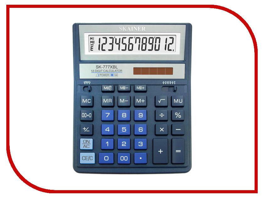 Калькулятор Skainer SK-777XBL