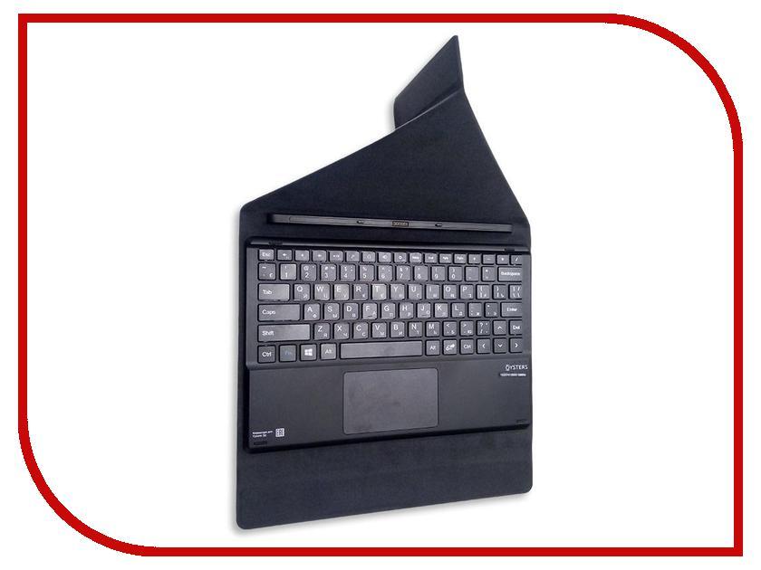 Аксессуар Чехол-Клавиатура Oysters T104W 3G Dark Grey