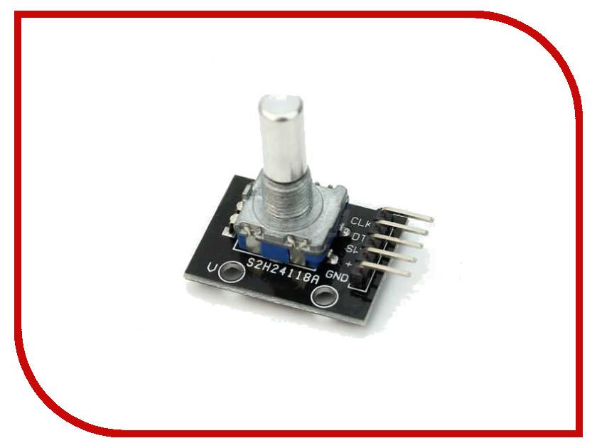 Конструктор Радио КИТ Модуль энкодера KY-040 RA044 игрушка конструктор радио кит rf008 модуль радиоприёмника