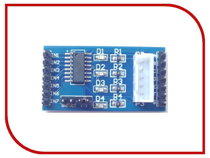 Модуль транзисторных ключей LN2003 Радио КИТ RA046<br>