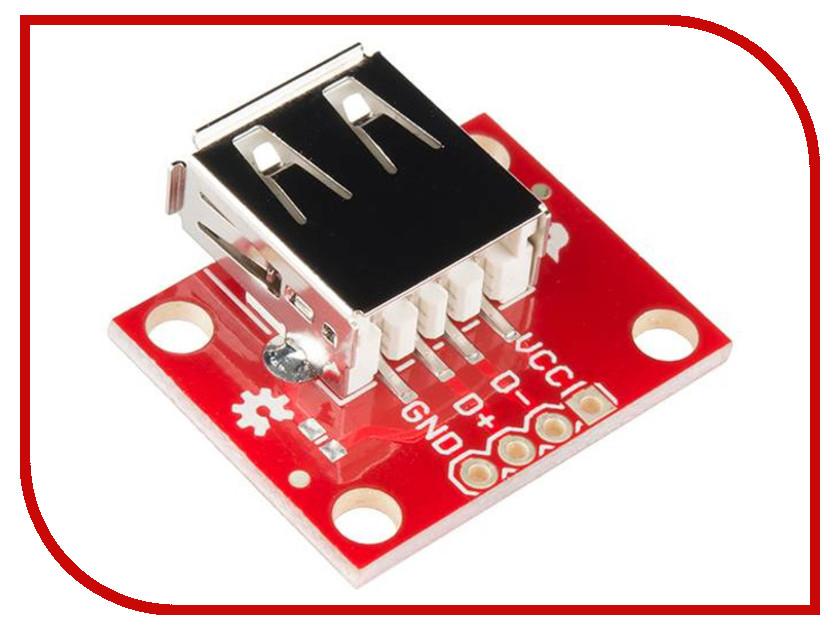 Модуль разъема USB A Радио КИТ RC042<br>
