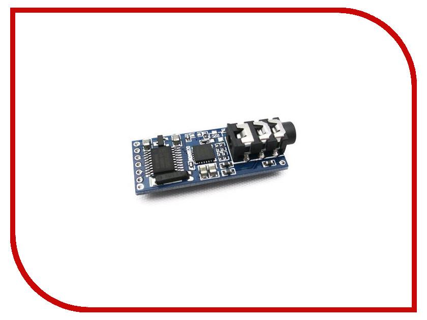 Игрушка Конструктор Радио КИТ RF019 - модуль FM радиоприёмника<br>
