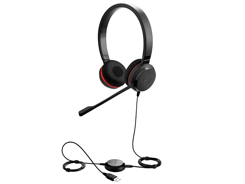 Jabra Evolve 30 II UC Stereo 5399-829-309