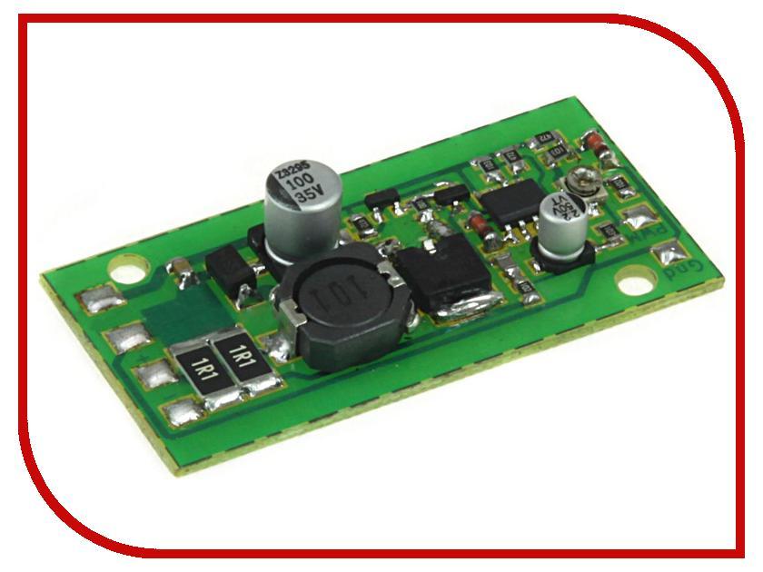 Драйвер светодиода Радио КИТ RP255LED + светодиод<br>