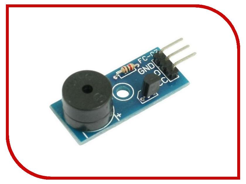 Конструктор Радио КИТ Модуль зуммера RS005 игрушка конструктор радио кит rf008 модуль радиоприёмника
