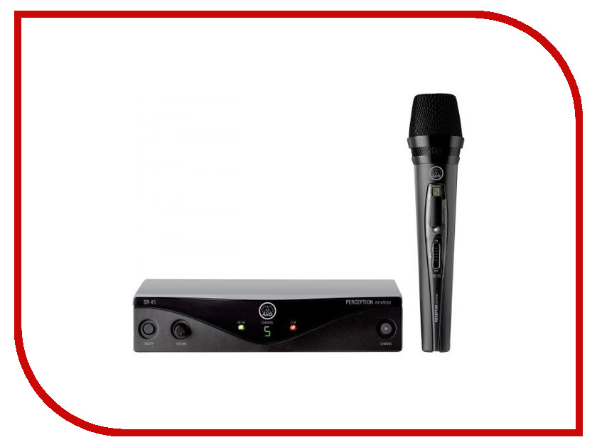 Радиосистема AKG Perception Wireless 45 Vocal Set U2