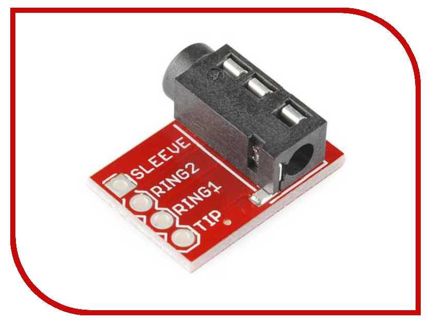 Фото Конструктор Разъём для наушников Радио КИТ RS014 3.5mm