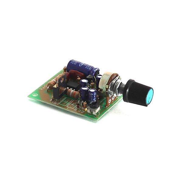 Игрушка Конструктор Радио КИТ RI158 - мпульсный металлоискатель от Pleer