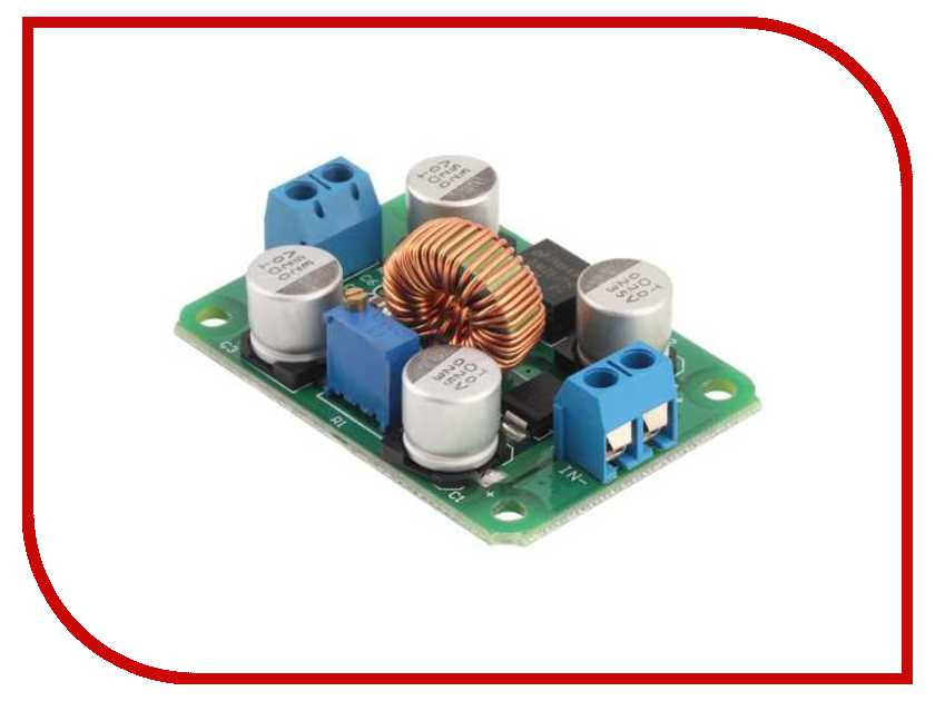Импульсный стабилизатор напряжения Радио КИТ RP025<br>