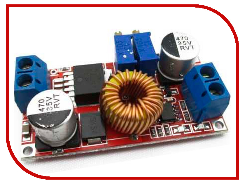 Конструктор Стабилизатор тока Радио КИТ RP027 конструктор конструктор радио кит rp101 стабилизатор напряжения 5 в