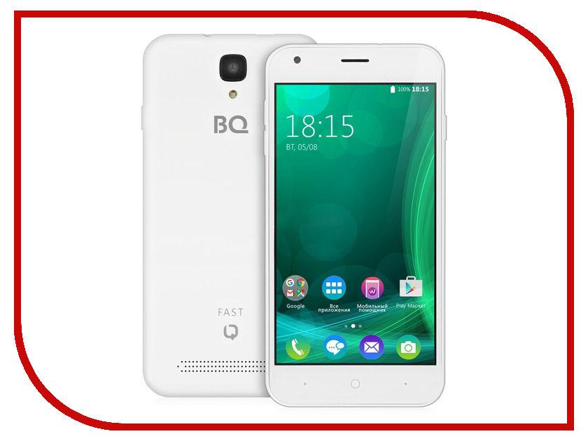 Сотовый телефон BQ BQS-5045 Fast White<br>
