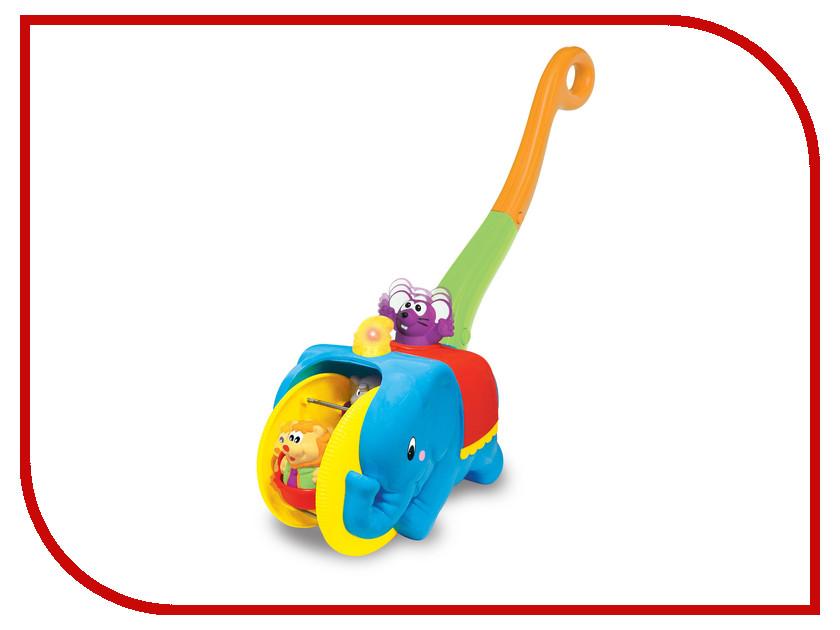 Игрушка Kiddieland Каталка Цирковой слон KID 049759<br>