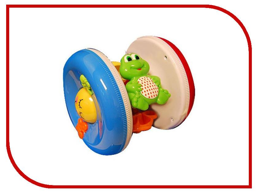 Игрушка Kiddieland Забавная вертушка с животными KID 047761 kiddieland развивающая игрушка забавная камера