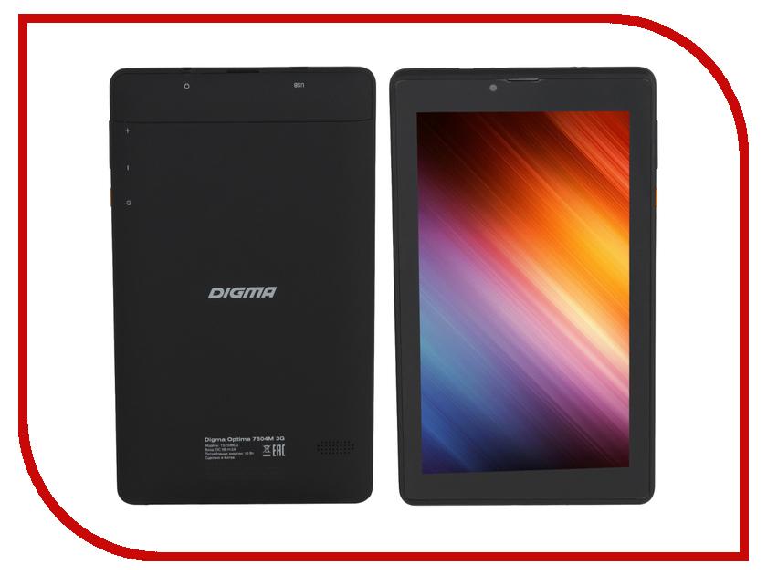 Планшет Digma Optima 7504M 3G Intel Atom x3 С3130 1.0 GHz/512Mb/8Gb/GPS/3G/Wi-Fi/Bluetooth/Cam/7.0/1024x600/Android 363116