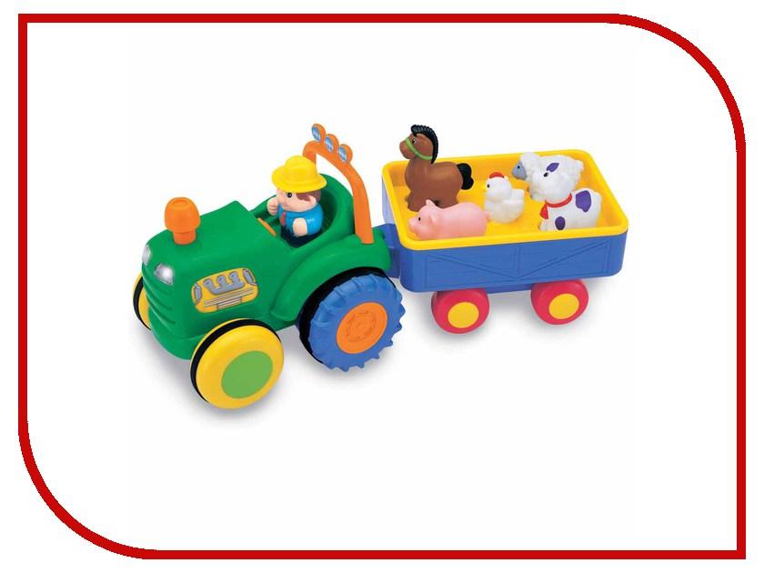 Игровой центр Kiddieland Трактор фермера KID 049726<br>