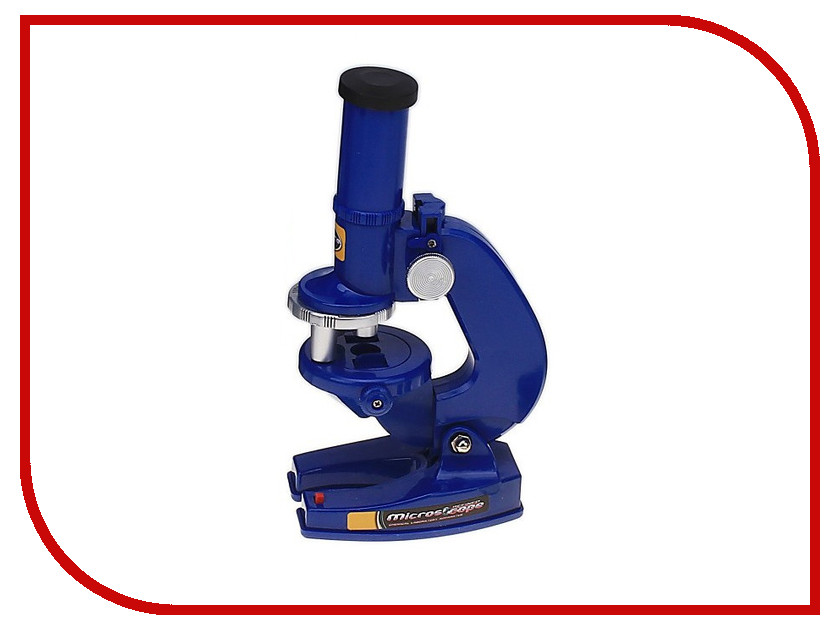 Микроскоп СИМА-ЛЕНД Биология 100x-200x-450x 594760 кухонный набор сима ленд шеф повар хрюша 3505364