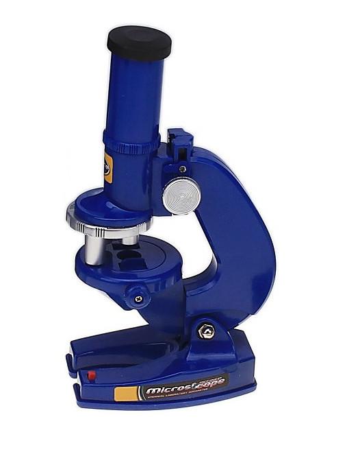 Микроскоп СИМА-ЛЕНД Биология 100x-200x-450x 594760