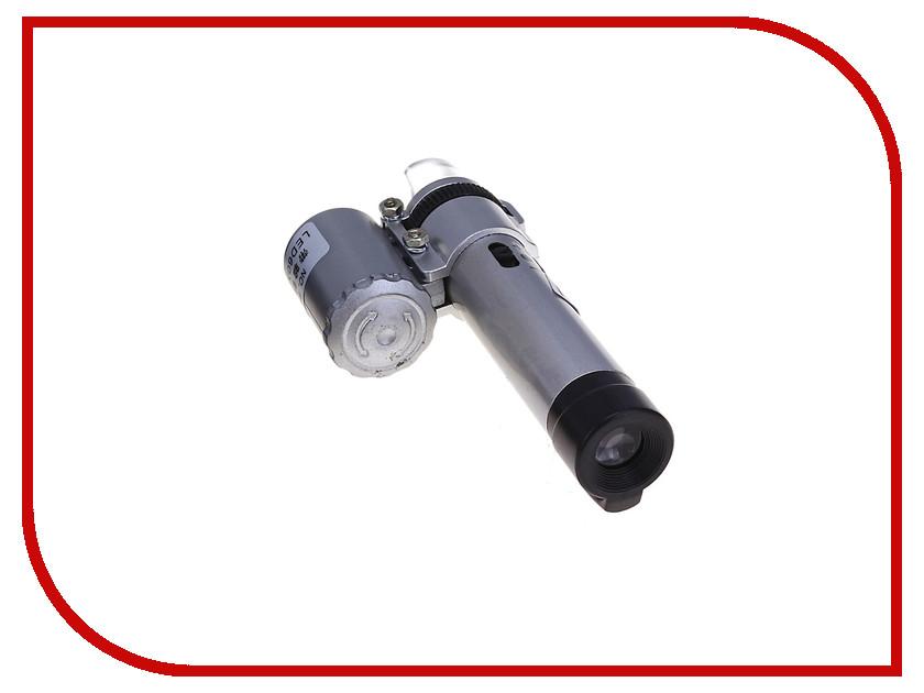 Микроскоп СИМА-ЛЕНД 60x с ультрафиолетовой подсветкой 609087