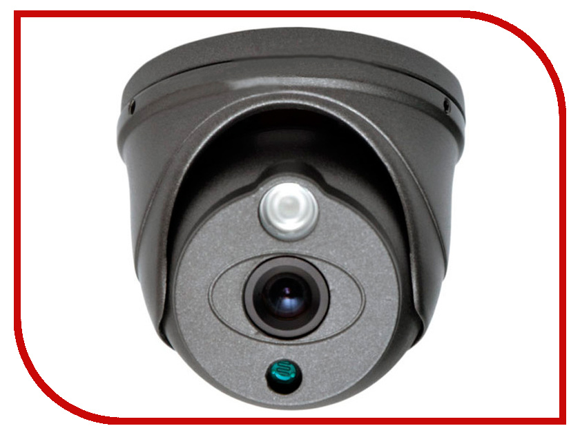 Аналоговая камера Falcon Eye FE ID80C/10M камера falcon eye fe id80c 10m уличная цв 1 3 hdis день ночь фокус 3 6 разрешение 800твл ик 10м мини дизайн ip66 d 60мм автоматическая регулир