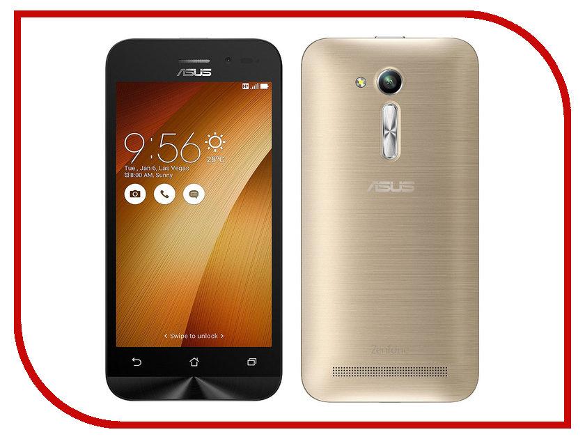 Сотовый телефон ASUS ZenFone Go ZB450KL 8Gb Gold<br>