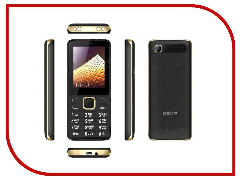 Сотовый телефон DEXP Larus E8