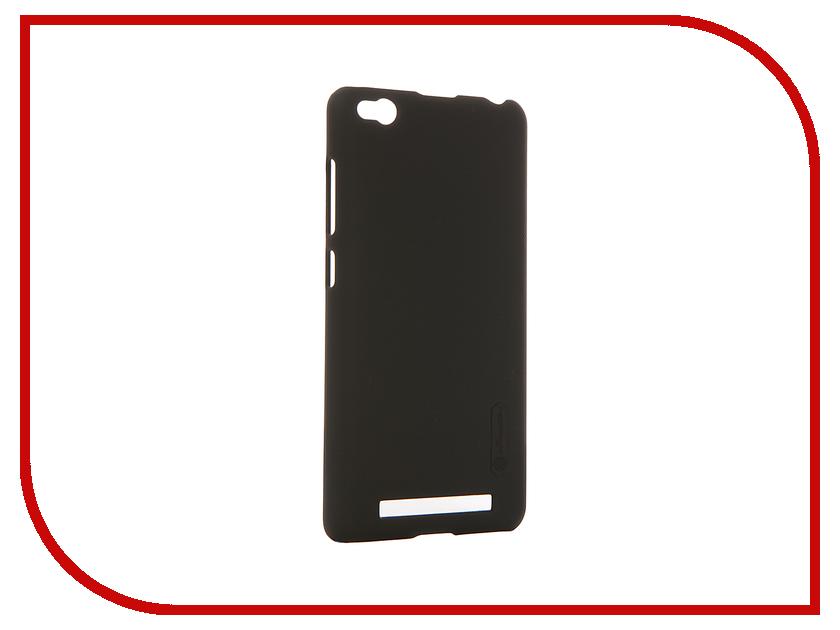 Аксессуар Чехол Xiaomi Redmi 3 Nillkin Frosted Shield Black 12397<br>