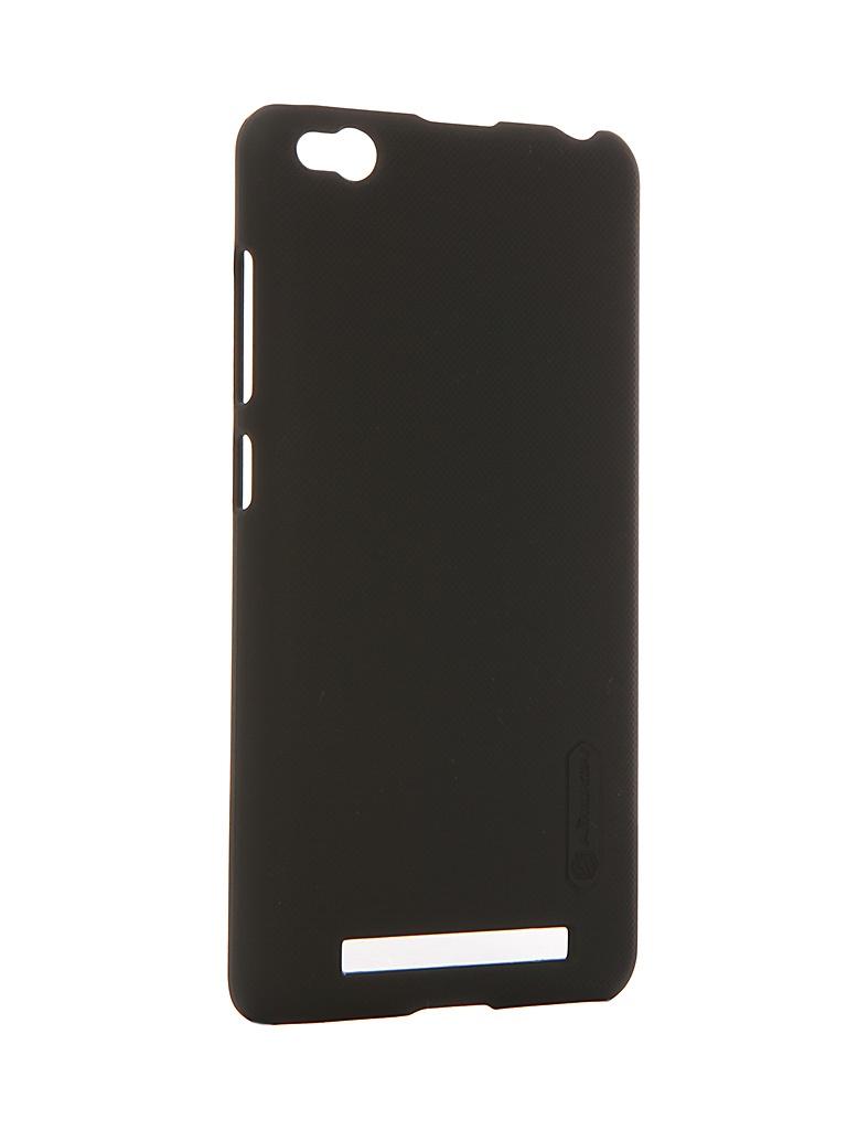 Чехол Nillkin для Xiaomi Redmi 3 Frosted Shield Black 12397