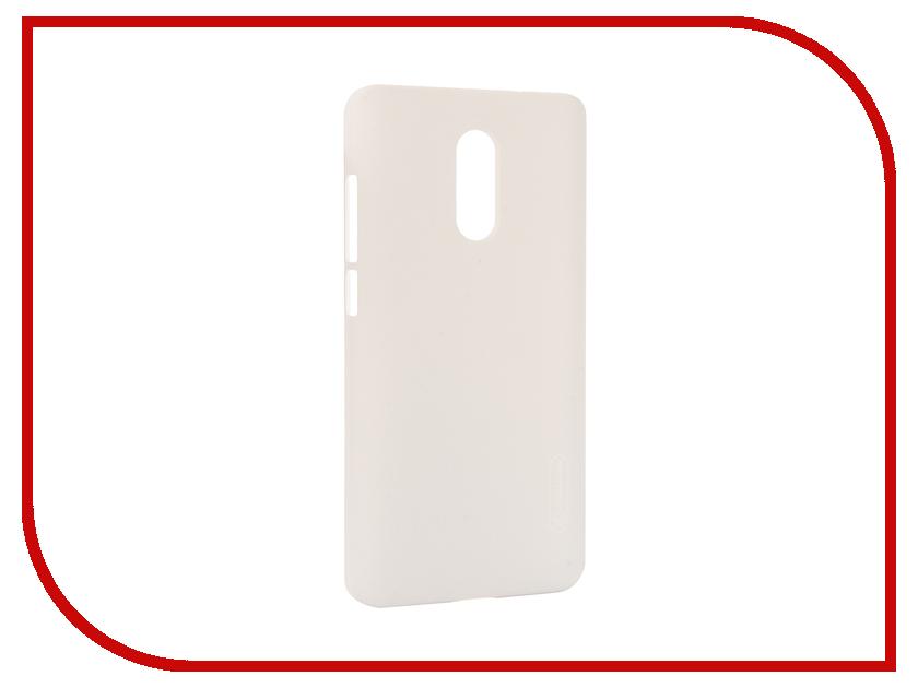 Аксессуар Чехол Xiaomi Redmi Pro Nillkin Frosted Shield White 12398