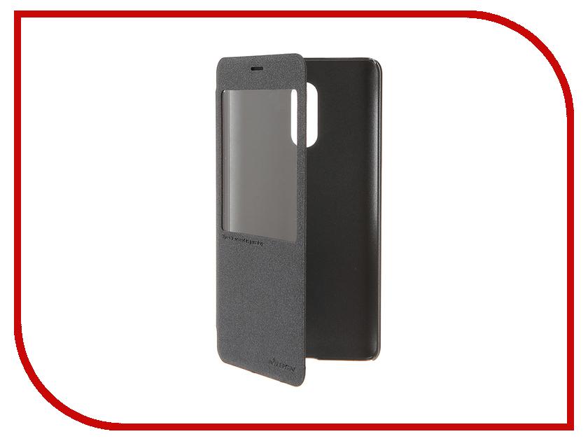 Аксессуар Чехол Xiaomi Redmi Pro Nillkin Sparkle Black 12354<br>