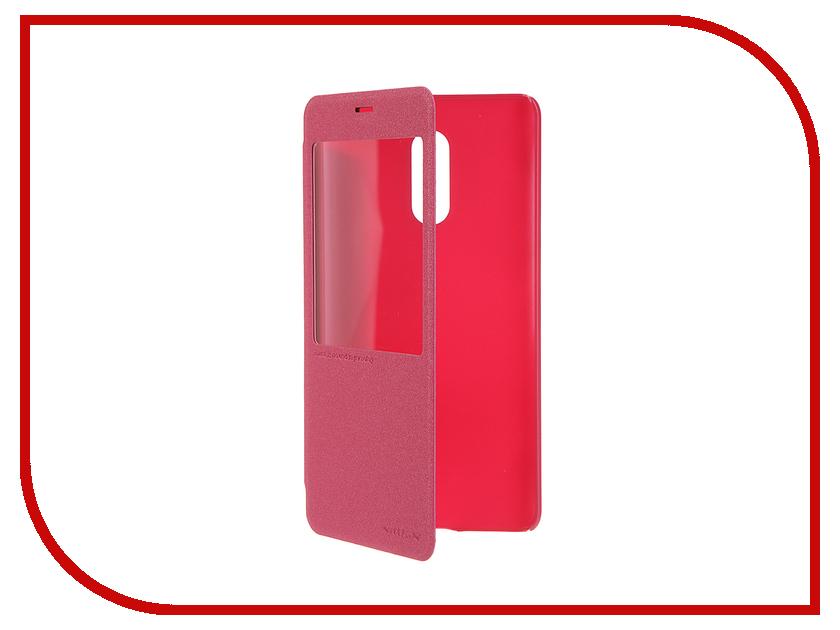 Аксессуар Чехол Xiaomi Redmi Pro Nillkin Sparkle Red 12353<br>