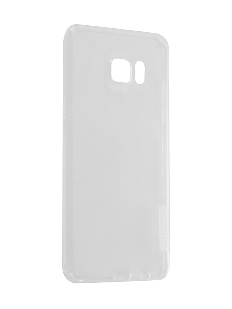 Аксессуар Чехол Nillkin для Samsung Galaxy Note 7 Nature TPU 0.6mm Transparent-White 12429