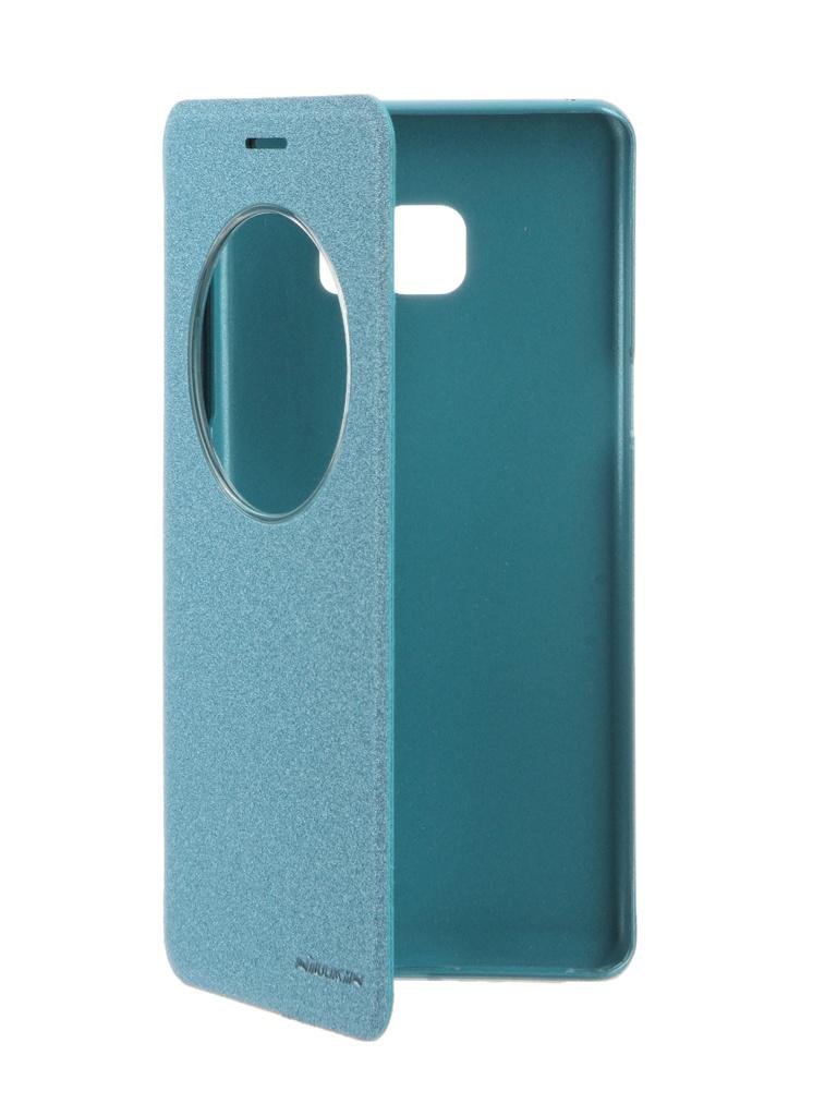 Аксессуар Чехол Nillkin для Samsung Galaxy Note 7 Sparkle Blue 12334
